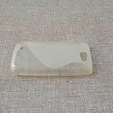 Чехол TPU Duotone Samsung Galaxy W i8150 transparent, фото 3