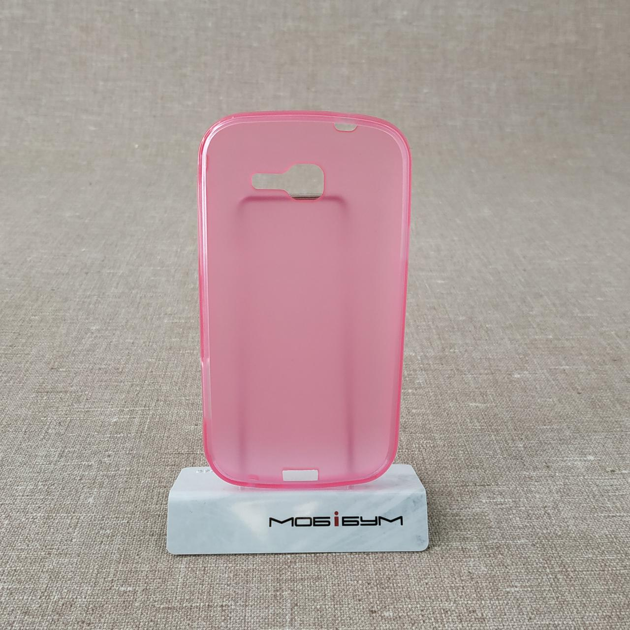 Чехлы для Samsung Galaxy S7 TPU S7390 pink