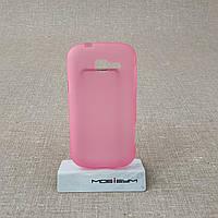 Чехол TPU Samsung S7390 pink
