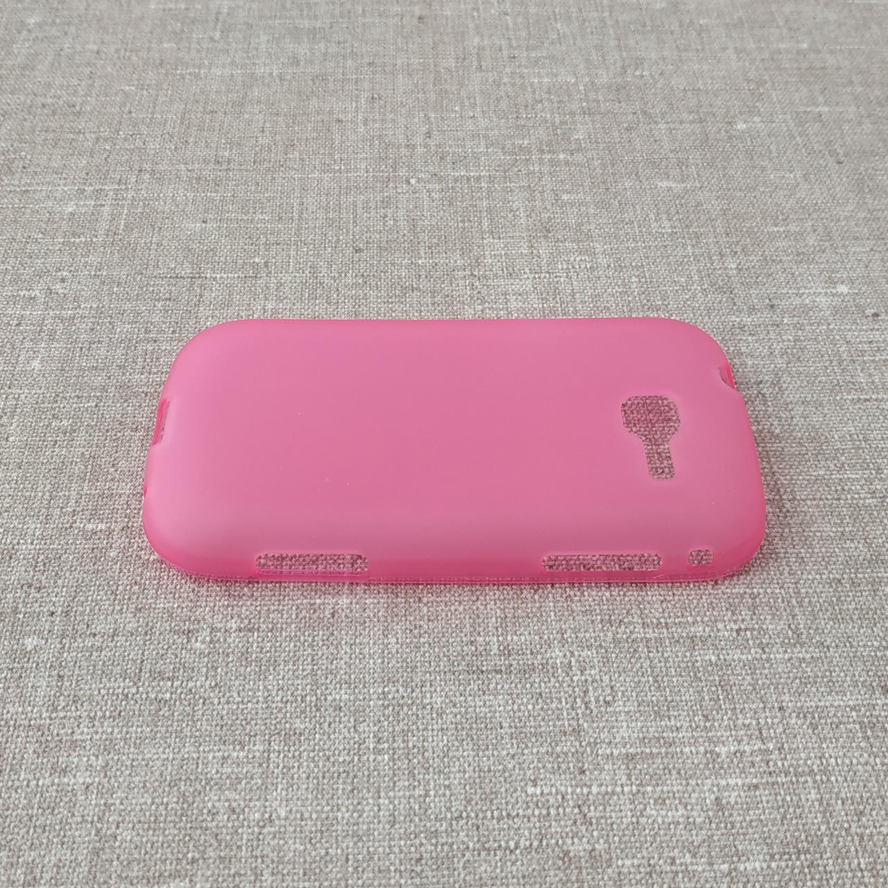 TPU Samsung S7390 pink