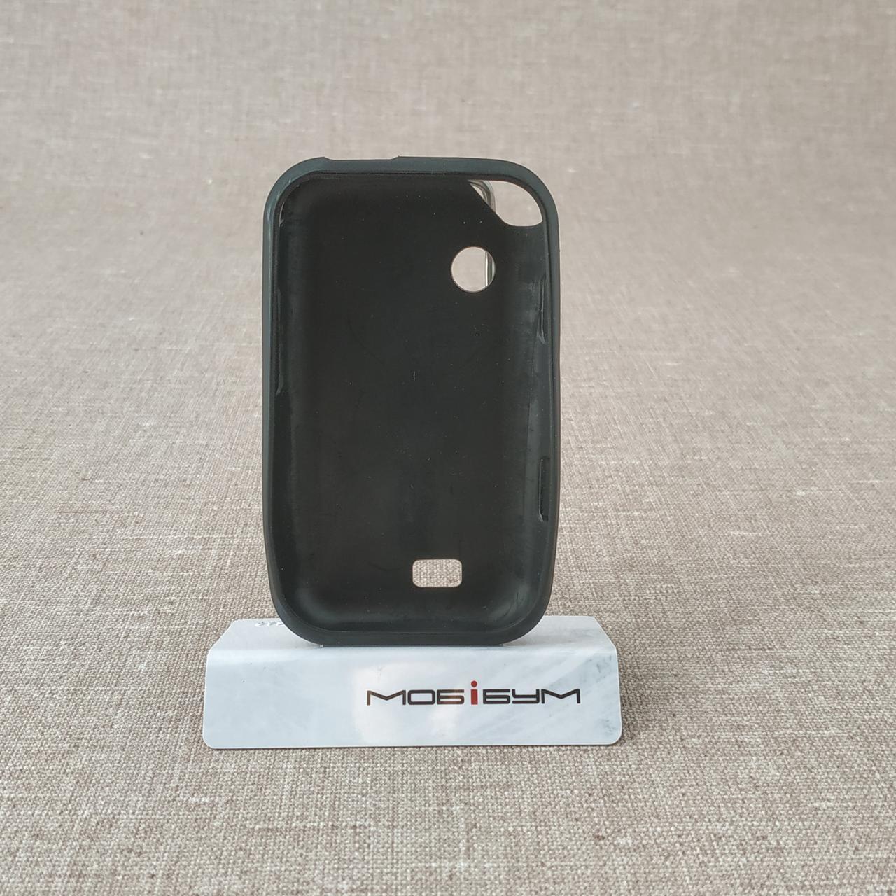 Чехлы для Galaxy других серий Silicon Samsung E2652 black