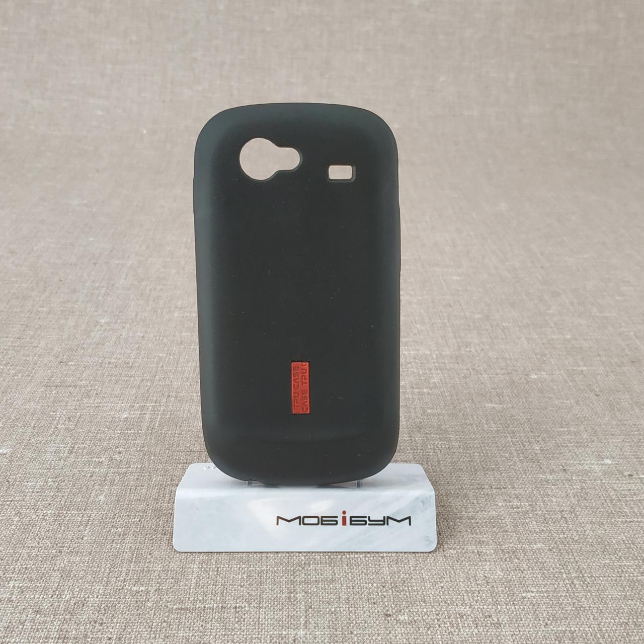Чехол Silicon Samsung i9020 black