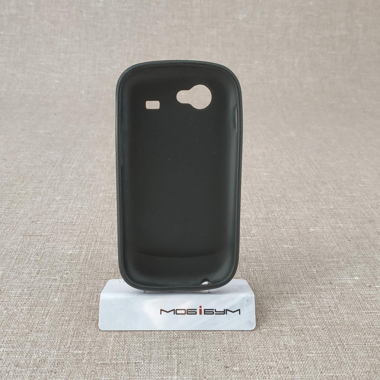 Silicon Samsung i9020 black Galaxy