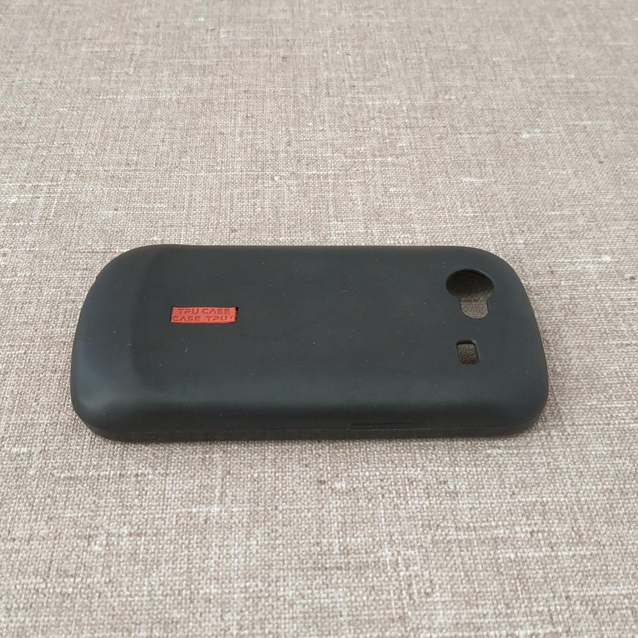 Silicon Samsung i9020 black Galaxy Google Nexus Для телефона