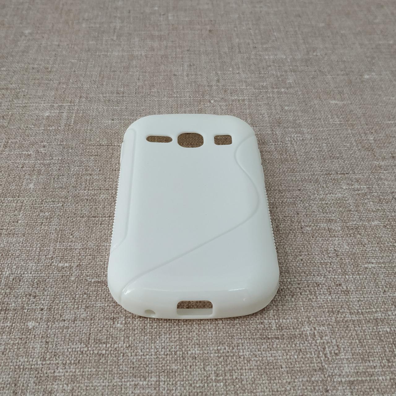 TPU Duotone Samsung Galaxy Fame white