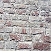 Красная плитка мраморная облицовочная 7,5х 15  см