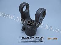 Вилка карданного вала 160 (6-и шлицевая), К-160 , фото 1