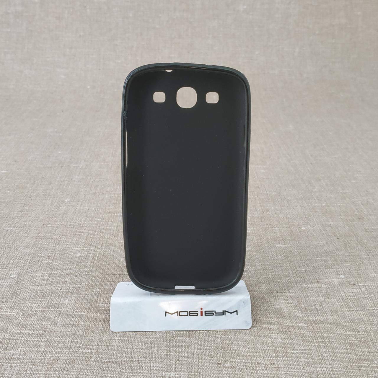 Чехлы для Galaxy S Series (остальные модели) TPU Samsung i9300 black Для телефона