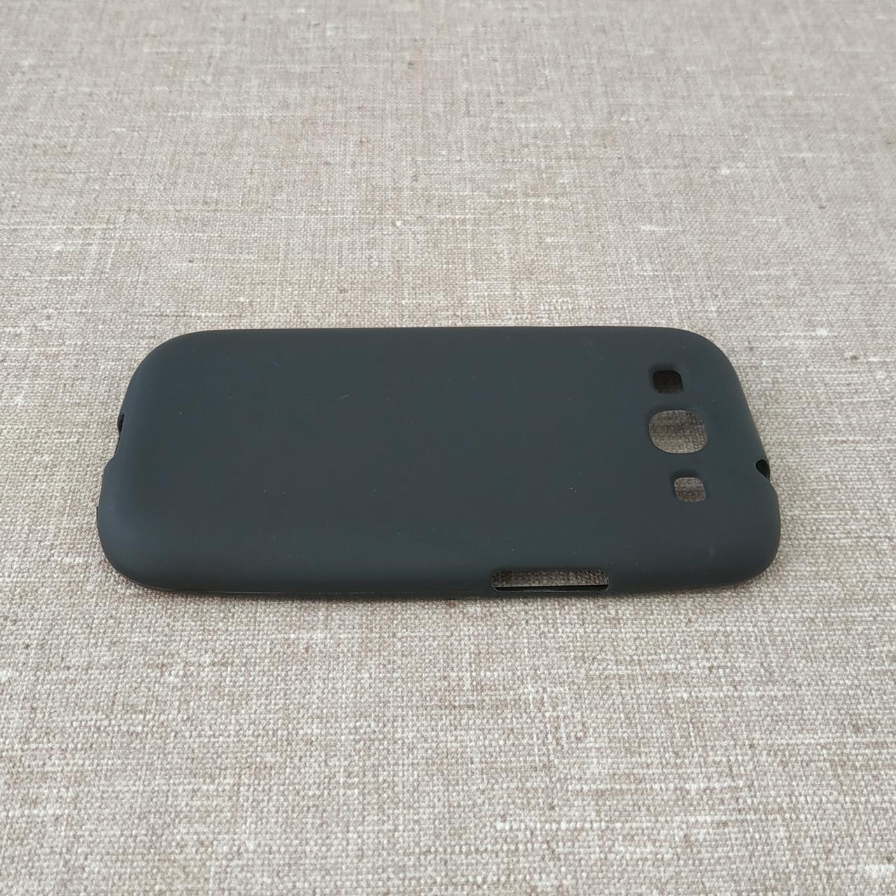 TPU Samsung i9300 black