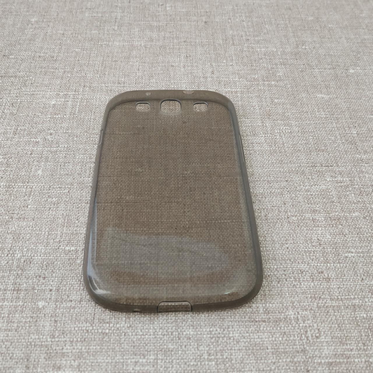 TPU Ultrathin 0.33mm Samsung Galaxy S3 i9300 soft-clear Для телефона
