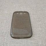 Чехол TPU Ultrathin 0.33mm Samsung Galaxy S3 i9300 soft-clear, фото 3
