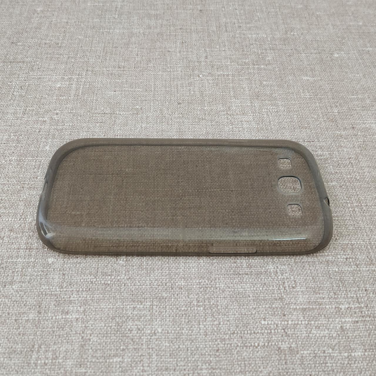 Чехол TPU Ultrathin 0.33mm Samsung Galaxy S3 i9300 soft-clear