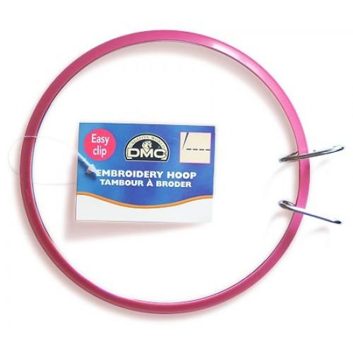 Пяльцы пластмассовые DMC «EASY CLIP» MK0081 (диаметр 12,5 см)