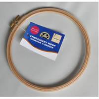 Пяльцы деревянные DMC MK0024/10 (диаметр 12,5 см)