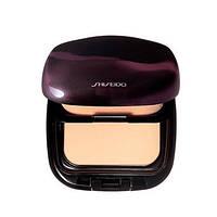 SHISEIDO Shiseido Perfect Smoothing Compact Foundation №O80 deep ochre (запаска новая, но имеет механические повреждения)