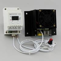 Регулятор мощности симисторный цифровой на DIN-рейку (симисторный блок 35А) РМ-35/D