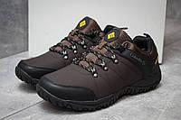 Кроссовки мужские 14686, Columbia Waterproof, коричневые ( 41  )
