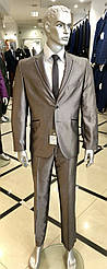 Мужской костюм  West-Fashion модель А-21 серый