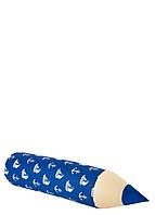 Карандаш-подушка якоря на синем, фото 1