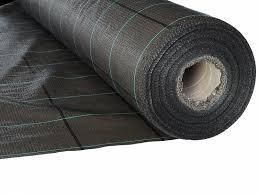 Геотекстиль тканий Agrojutex 100 г/м. кв 1.05x100 м