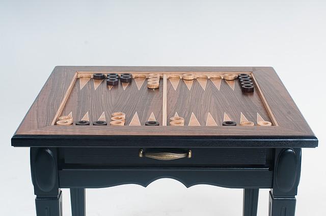 Стол - трансформер нарды и шахматы