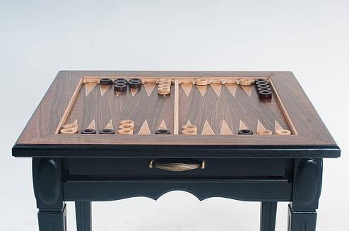 Стол - трансформер нарды и шахматы, фото 2