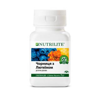 Черника с лютеином NUTRILITE/ (104144)