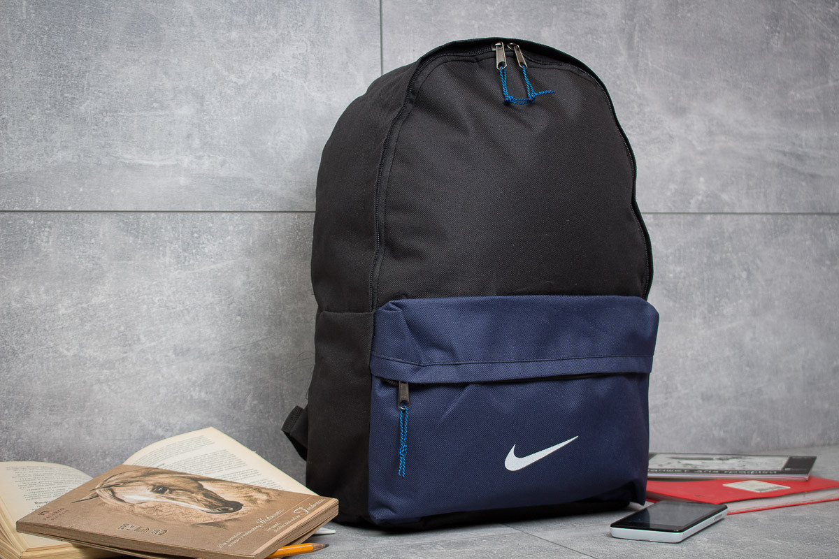 Рюкзак унисекс Nike, темно-синий (90141),  [ 1  ]