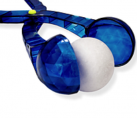 Снежколеп синий светящийся электро
