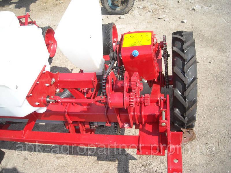 Механизм передач (редуктор) 509.046.1720