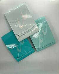 Milbon Deesse's 4. Восстанавливающая маска для тонких волос (4шт х 9гр)