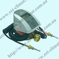 Счетчик тепла ELF муфтовый Ду 20, 2,5 м3/час