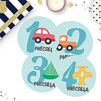 Baby Stickers, Наклейки для домашней фотосессии №26, фото 1