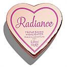 Хайлайтер Tarte Radiance Heart Triple Baked Highlighter 10 g, фото 2