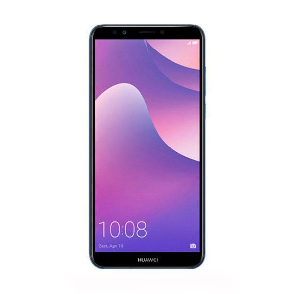 Смартфон Huawei Y7 Prime 2018 3 32GB Blue  продажа 9701dc3e597ce