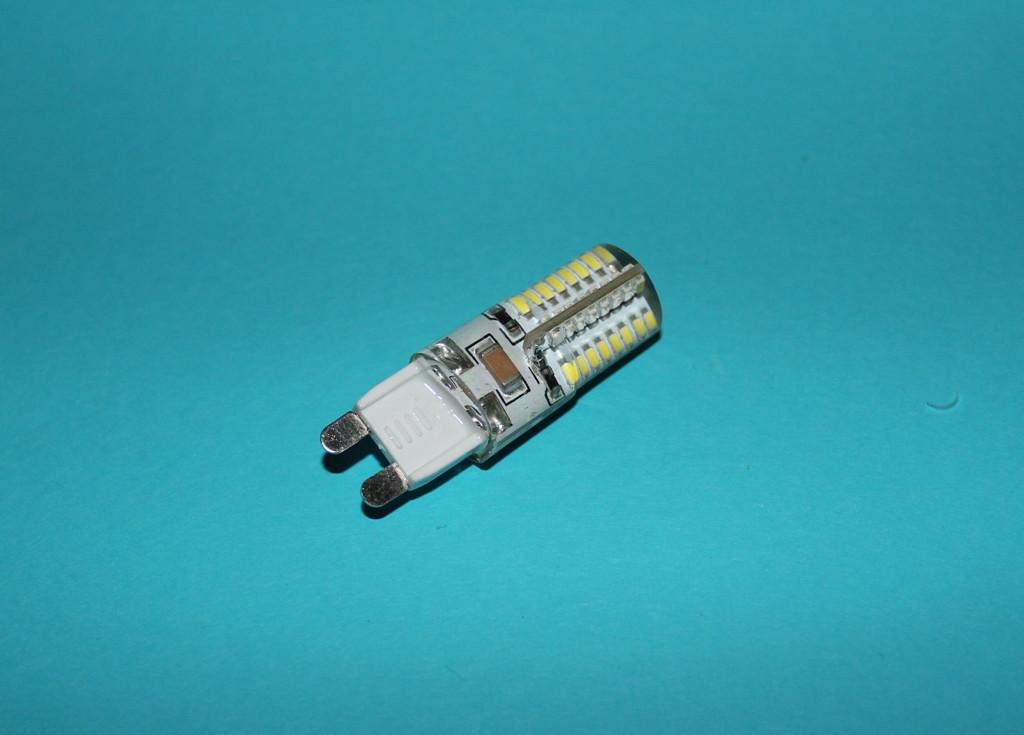 LED лампа G9-3014-64LED