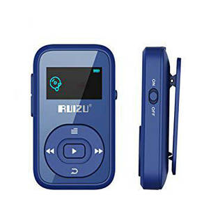 MP3 Плеер RuiZu X26 8Gb Original Синий, фото 2