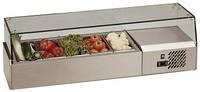 Витрина холодильная настольная  VK33-120 Tefcold (Дания)