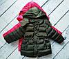 Куртка для девочки,зима, 3-8 лет