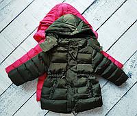 Куртка для девочки,зима, 3-8 лет, фото 1