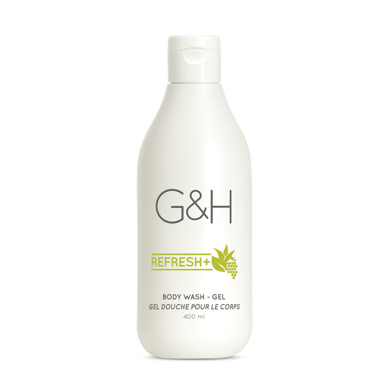 G&H REFRESH+™ Освежающий гель для душа