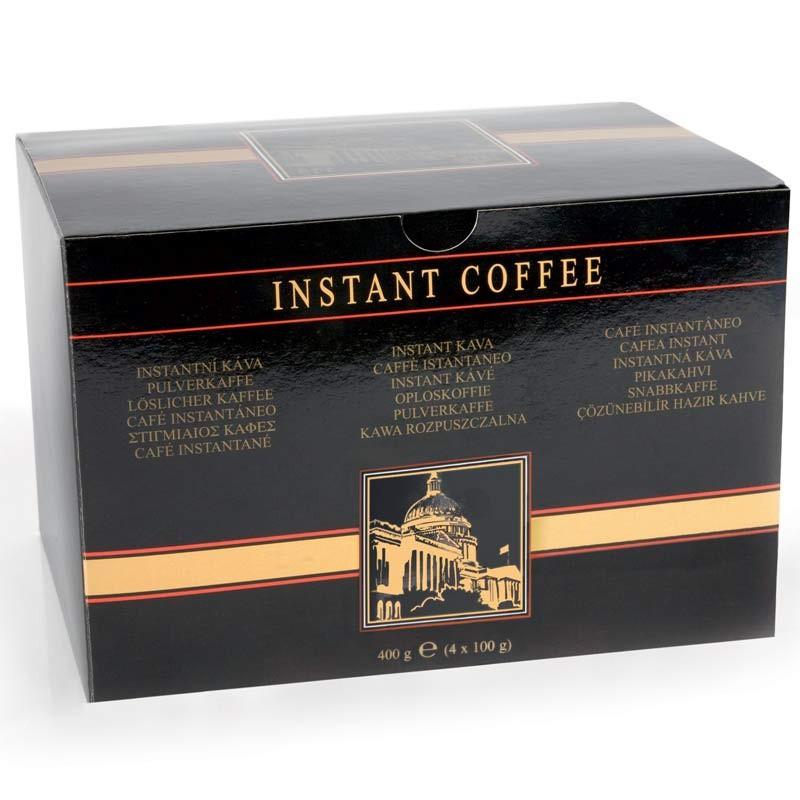 Кофе растворимый 4 пакета x 100 г