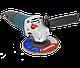 Угловая шлифовальная машина (болгарка) Zenit ЗУШ-125/900 М Профи, фото 3