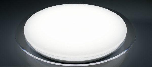 LED светильник BIOM смарт SML- R06- 50 с пультом