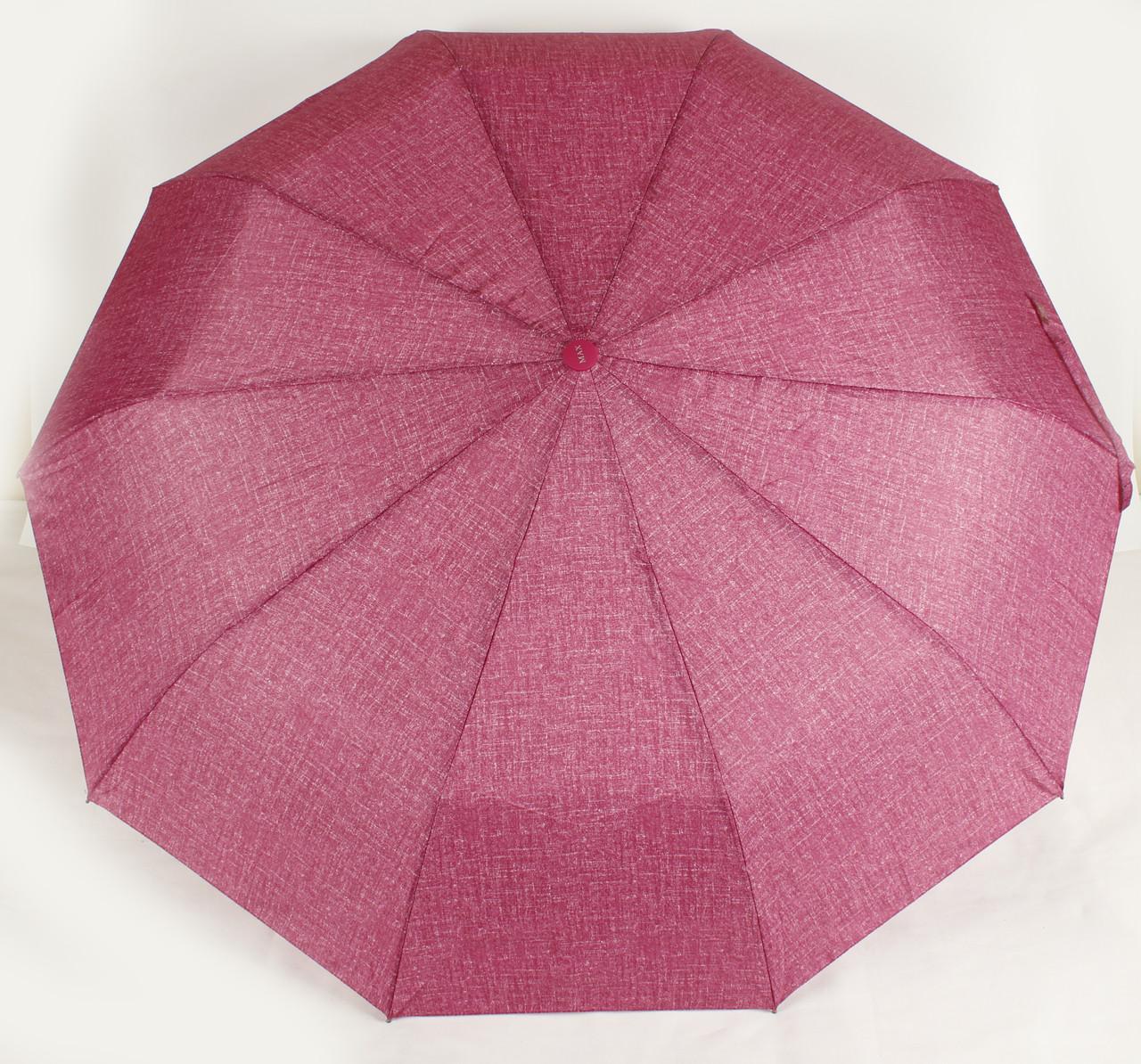 Зонт женский полуавтомат 3 сложения Max komfort