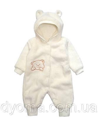 """Детский комбинезон """"Мишка """" для новорожденных, фото 2"""
