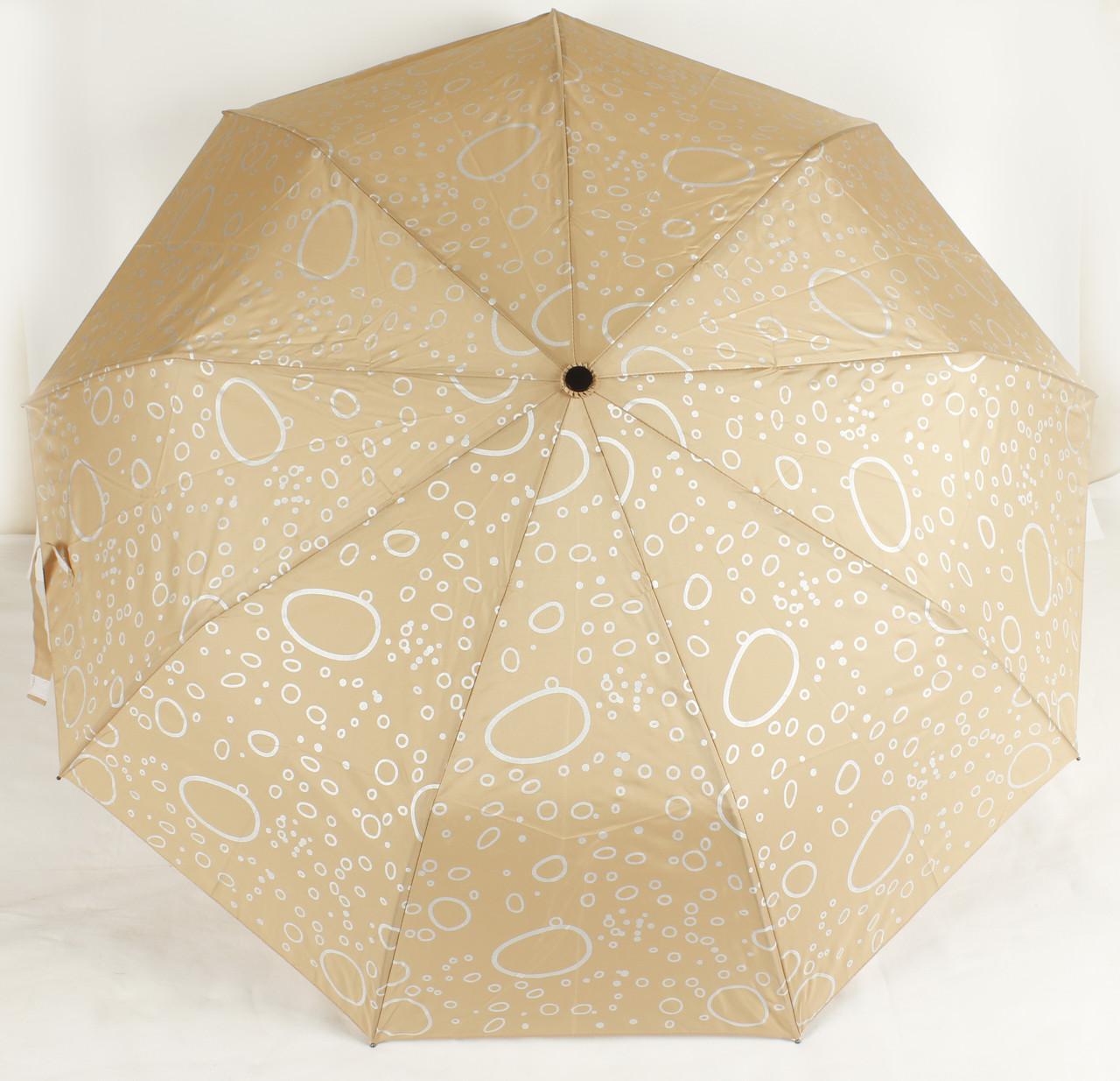 Зонт женский полуавтомат Mario горошек