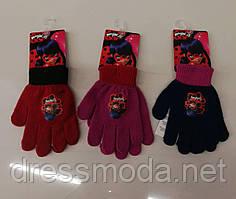 Рукавички для дівчаток Lady Bug 2-6 років
