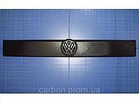 Заглушка решётки радиатора Volkswagen T4 верх 1990-1999 матовая Fly. Утеплитель решётки Фольксваген