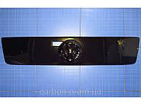 Зимняя заглушка решётки радиатора Volkswagen LT35 верх 1996-2000 глянец Fly.Утеплитель Фольксваген